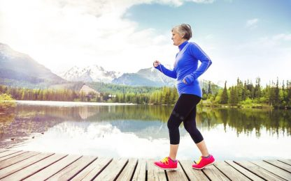 Benefits of exercising for older adults